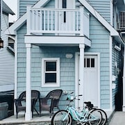 The Ocean City Cottage