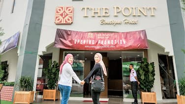 The Point Boutique Hotel