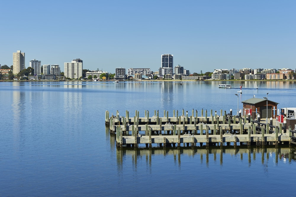 View from Property, DoubleTree by Hilton Perth Waterfront