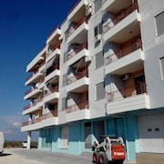 Apartment With one Bedroom in Orikum, With Wonderful sea View and Balcony - 200 m From the Beach