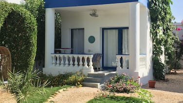 Bungalow With Terrace and View on to the Garden, Luxor West Bank
