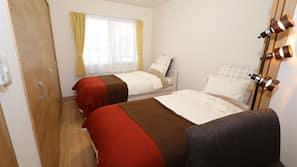 2 多间卧室、上网接入