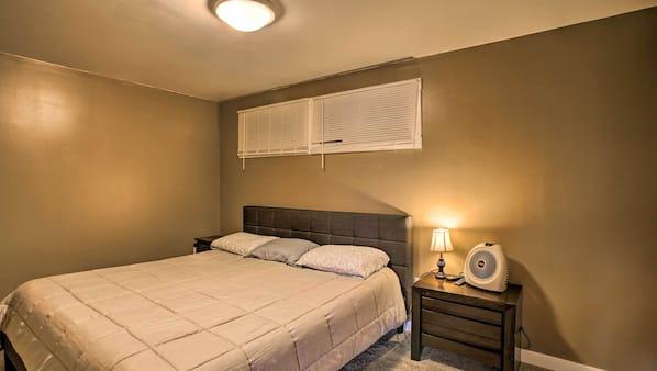 2 makuuhuonetta, ilmainen Wi-Fi
