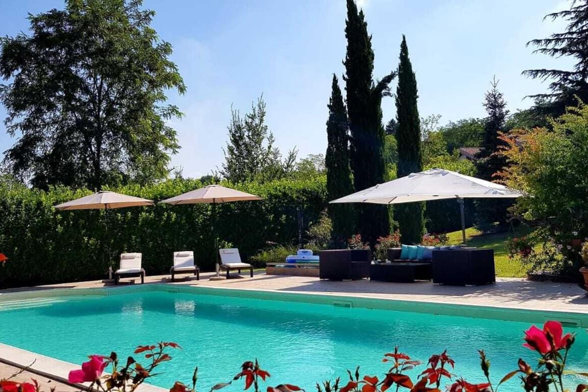 Charming Luxurious Villa Langhe Monferrato Private Pool Relaxation Privacy Melazzo Italia Expedia It