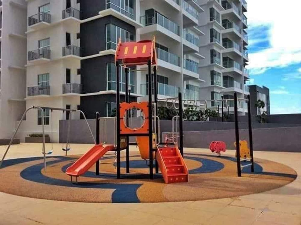 Children's Play Area - Outdoor, One Residence Sekinchan Condo