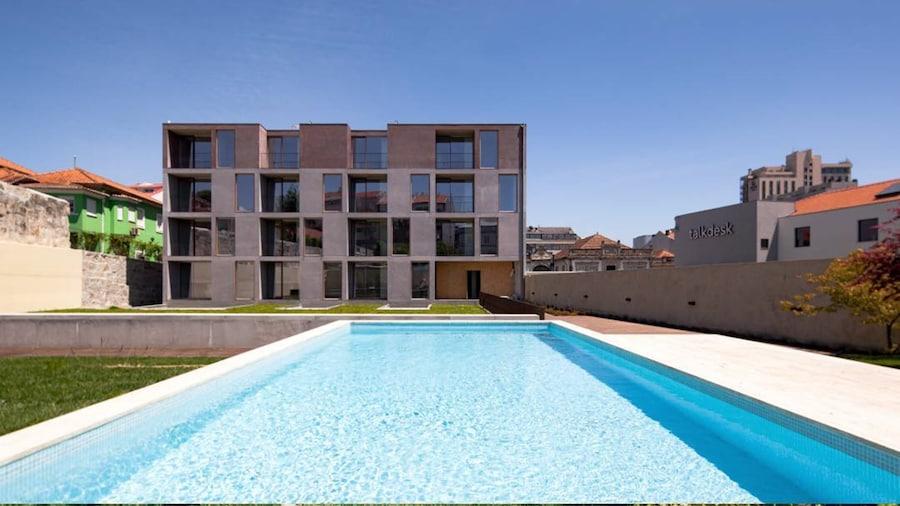 Aparthotel Oporto Anselmo