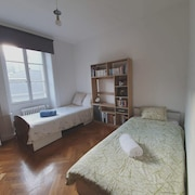 Apartment With one Bedroom in Pâquis-nations, Genève, With Wonderful City View and Wifi