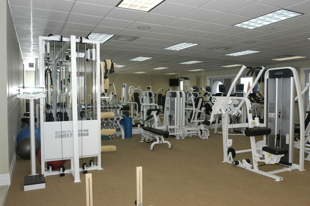 Fitness Facility, Luxury Oceanfront Condo on Seven Mile Beach, Grand Cayman