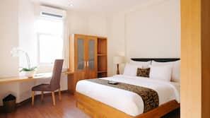1 間臥室、房內夾萬、熨斗/熨衫板、Wi-Fi
