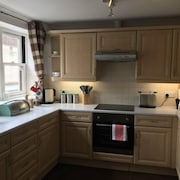 Newly Renovated one Bedroom City Centre Apartment Views of Worcester Cathedral