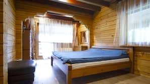 2 makuuhuonetta, internet, vuodevaatteet