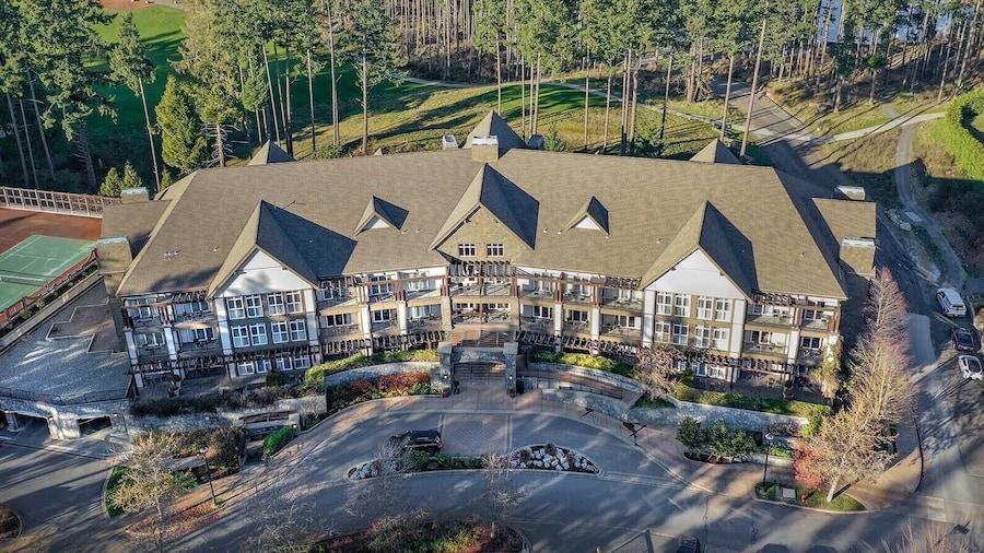 Fairways Hotel on the Mountain