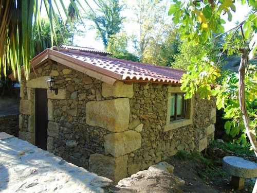 House With one Bedroom in Fermil, Santa Tecla de Basto, With Shared Pool and Wifi