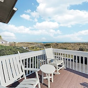 New Listing! Oceanfront Getaway - Steps To Sand 3 Bedroom Home