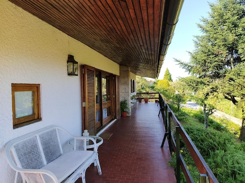 House With 3 Bedrooms in Amarante, With Wonderful Mountain View, Furnished Terrace and Wifi
