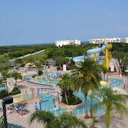 Fun Family Beach Resort is Available With Private Beach Access
