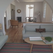 Apartment With 3 Bedrooms in Biarritz, With Wonderful sea View, Furnished Balcony and Wifi