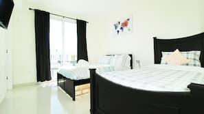 4 Schlafzimmer, Bügeleisen/Bügelbrett, WLAN, Bettwäsche