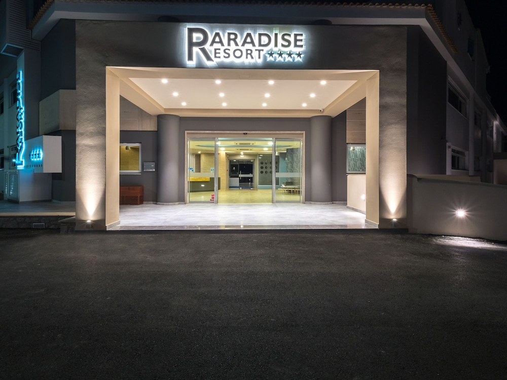 Property Entrance, Paradise Resort