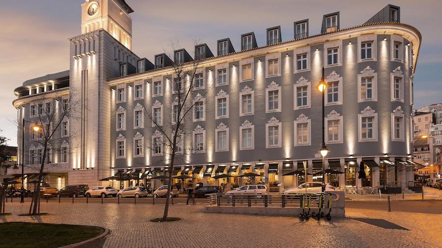 Lisbon Finestay 8 Building