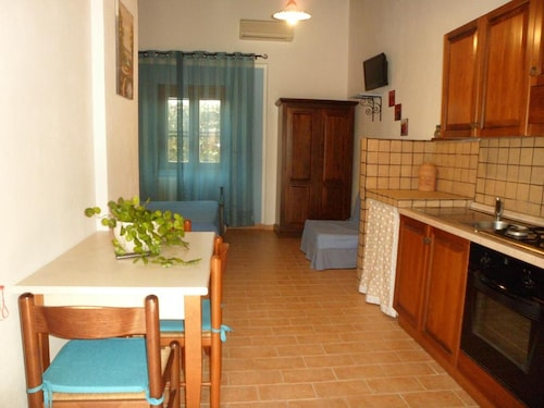 Studio in Pescia Romana, With Furnished Terrace and Wifi - 3 km From the Beach