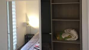 2 chambres, draps fournis