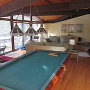 Serene + Secluded Classic Cape Home w/ Bbq, Pool Table, and Deck