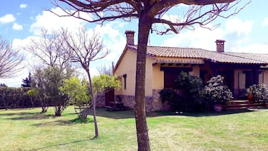 House With 3 Bedrooms in Candeleda, With Wonderful Mountain View and Enclosed Garden