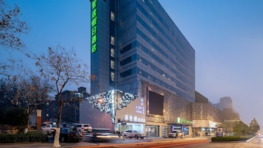 Holiday Inn Express Jinan Jingshi, an IHG Hotel