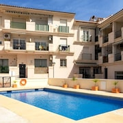 Beautiful Apartment in Benalmadena Pueblo with View Ref 133