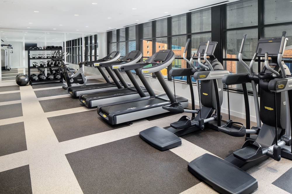 Fitness Facility, Canopy by Hilton Grand Rapids Downtown