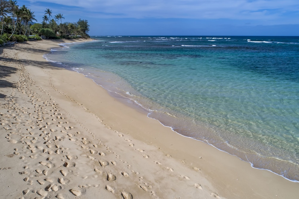 Beach, Exquisite Hawaiian Style Balinese Beachfront w/ Two Master Suites!!