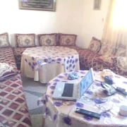 Apartment With 2 Bedrooms in Oujda, With Wonderful City View, Furnished Garden and Wifi