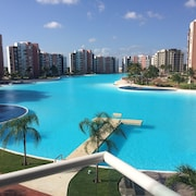 Gran Departamento EN Cancun Dreams Lagoon