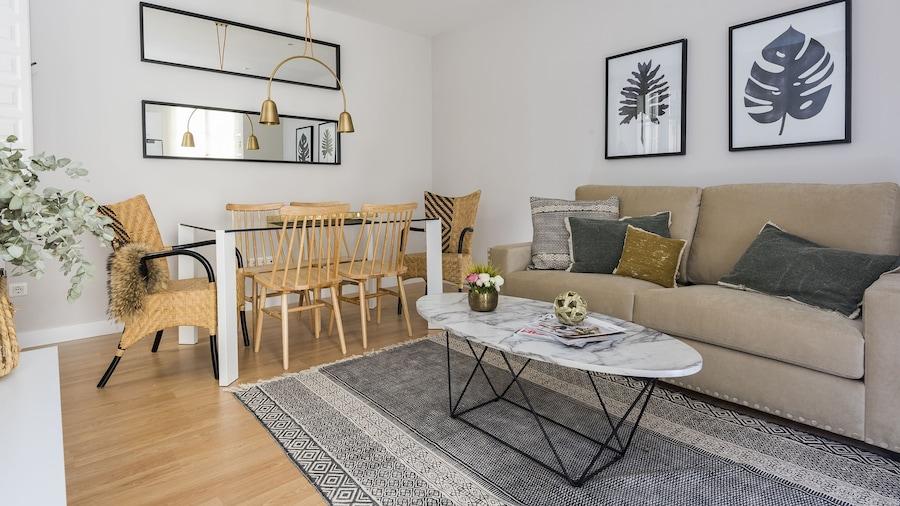 Beautiful Design Apartment 4pax Trinidad Grund C