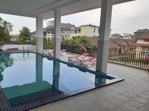 BS Hill Residence-Sihanouk Ville City