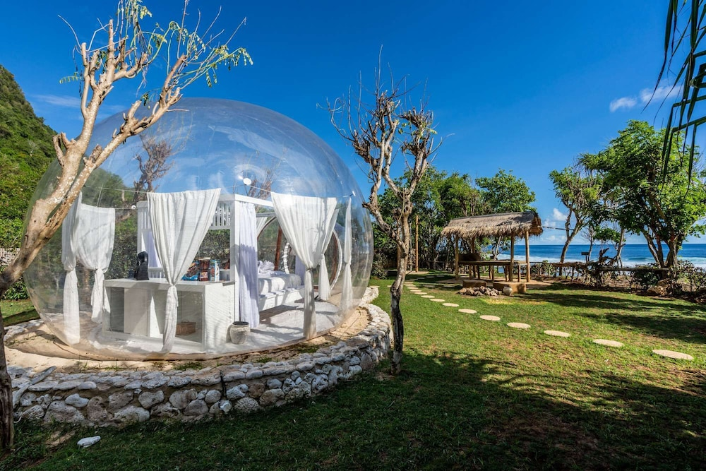 Featured Image, Romantic Dome with the Ocean View