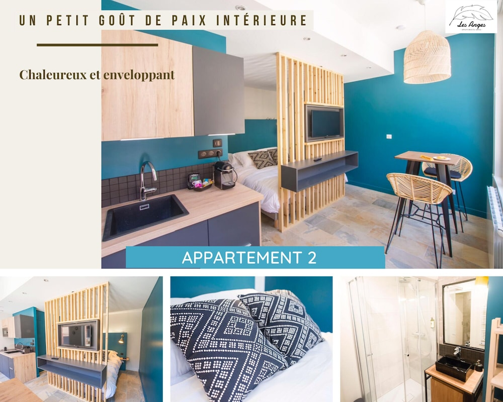 Featured Image, Apartment n ° 2 · Anles Anges Hyper Center Netflixdesign n ° 2