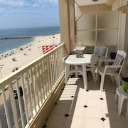 Apartment With 3 Bedrooms in Torrevieja, With Wonderful sea View, Furnished Terrace and Wifi - 50 m From the Beach