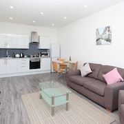 1 Bedroom Luxury Apartment in Telford
