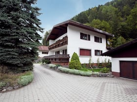 Radiant Holiday Home in Gantschier With Terrace