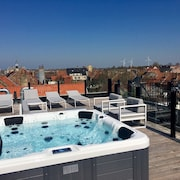 Luxurious Apartment in Nieuwpoort With Jacuzzi