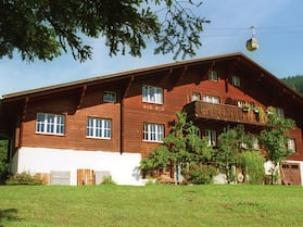 Carefully Furnished Holiday Residence in a Typical Berner Oberland House