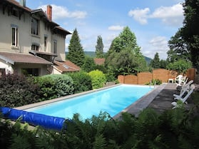 Delightful Mansion in Vecoux With Garden