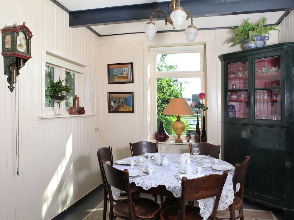 Dining, Welcoming Farmhouse With Parking, Terrace, Garden, Barbecue