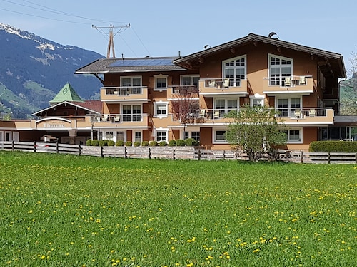 Pleasant Apartment in Mayrhofen With Sauna