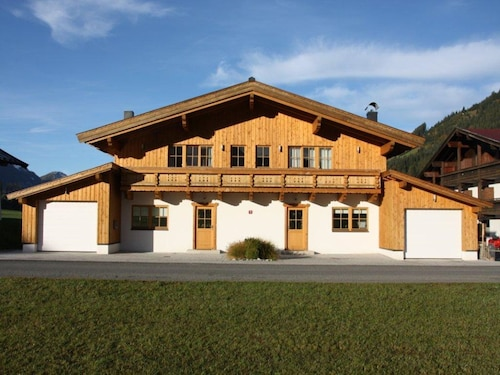 Modern Chalet in Sankt Jakob in Haus With Garden