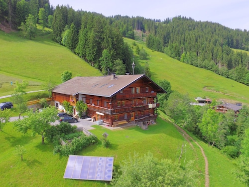 Charming Farmhouse in Westendorf With Balcony