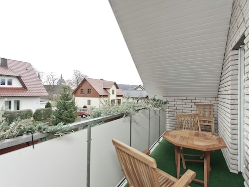 Furnished Apartment in Nieheim Germany Near Forest