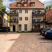 Cozy Apartment in Quedlinburg With Sauna